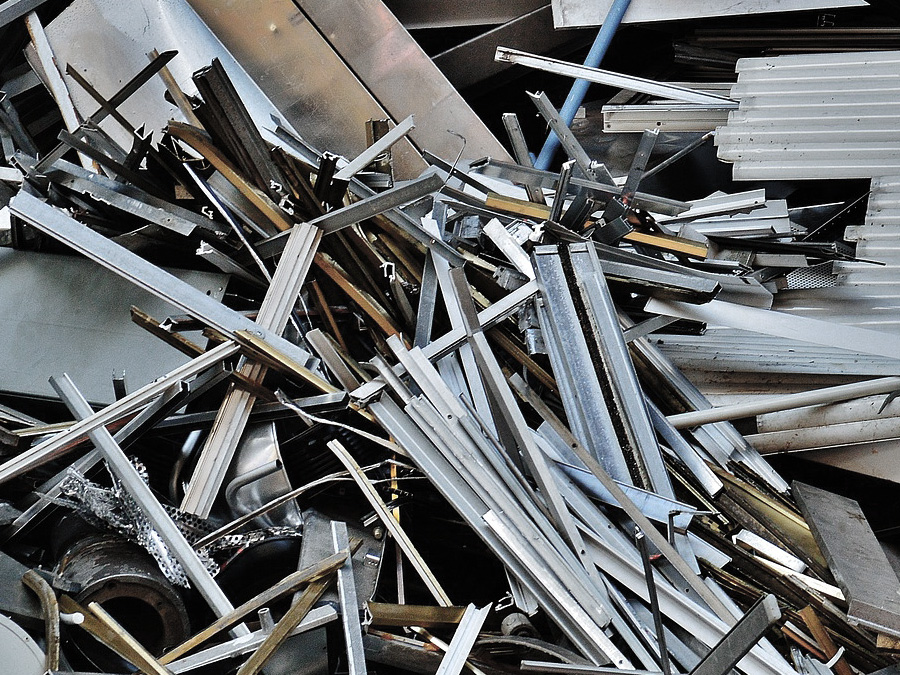 Aluminum scrap (blank or mixed)